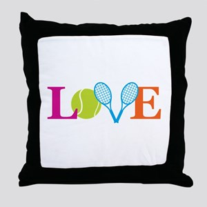 """Love"" Throw Pillow"