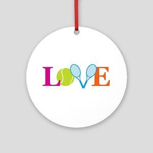 """""""Love"""" Ornament (Round)"""