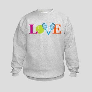 """Love"" Kids Sweatshirt"