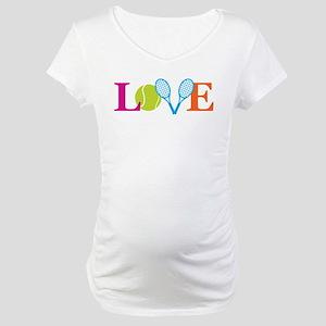 """Love"" Maternity T-Shirt"
