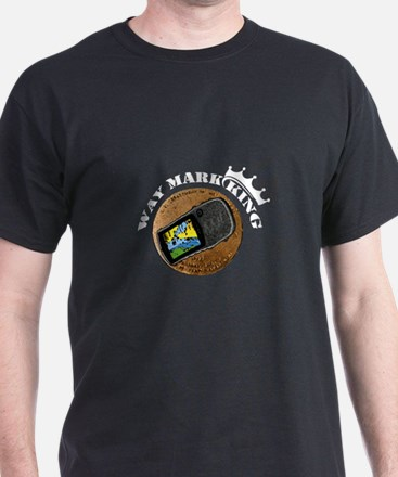 Waymarking King T-Shirt