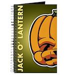 Jack-O'-Lantern Journal