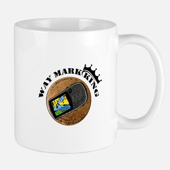 Waymarking King Mug