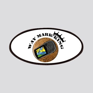 Waymarking King Patches