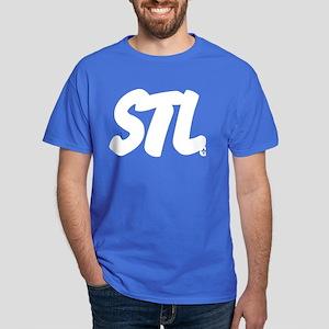 STL Brushed Dark T-Shirt