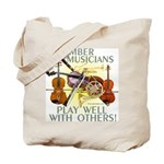Chamber Musicians Tote Bag