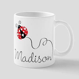 Ladybug Madison Mug