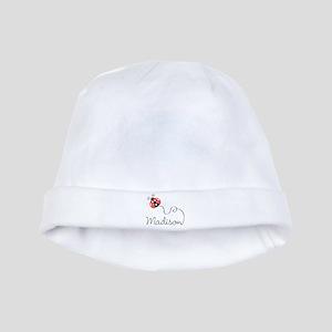 Ladybug Madison baby hat