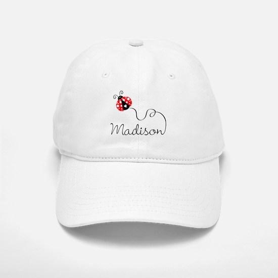 Ladybug Madison Baseball Baseball Cap