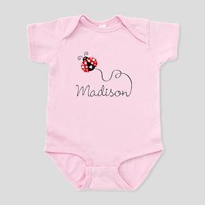 Ladybug Madison Infant Body Suit