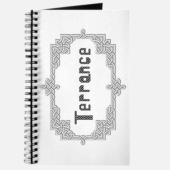 """""""Celtic Knots Terrance"""" Journal"""