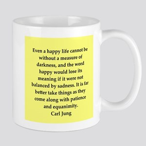 Carl Jung quotes Mug