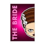 The Bride Mini Poster Print