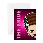 The Bride Greeting Cards (Pk of 10)