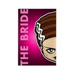 The Bride Rectangle Magnet (100 pack)
