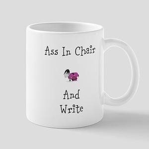 Ass in Chair Stuff Mug