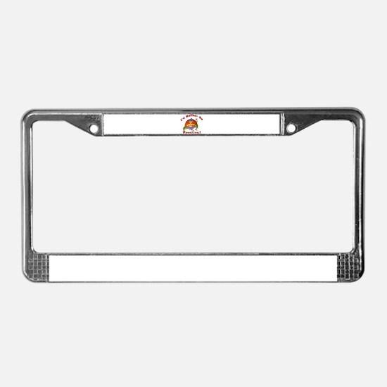 THE NOODLER License Plate Frame