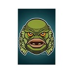 The Creature Rectangle Magnet (10 pack)