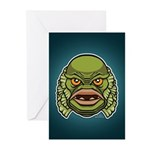 The Creature Greeting Cards (Pk of 10)
