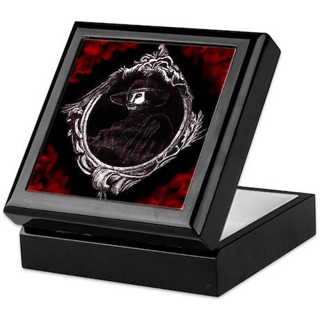 Phantom (Red) ~ Keepsake Box