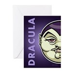 Dracula Greeting Cards (Pk of 10)