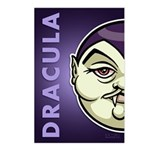 Dracula Postcards (Package of 8)