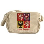 Czech Republic Messenger Bag