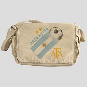 Argentina world cup soccer Messenger Bag