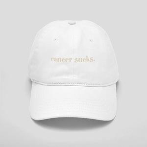 cancer sucks. (words to live Cap