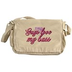 New Product Sample Messenger Bag