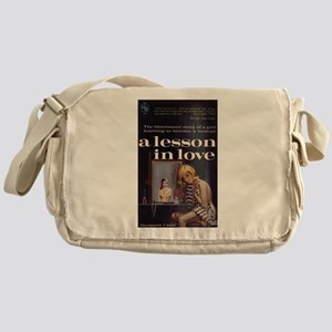 A Lesson in Love Messenger Bag