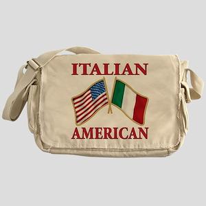 Italian american Pride Messenger Bag