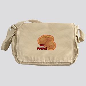 Hot Potato Messenger Bag