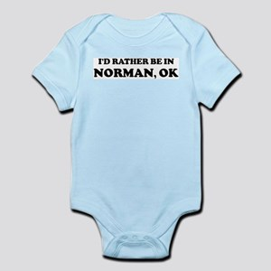 Rather be in Norman Infant Creeper