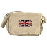 Triumph tr3a Canvas Messenger Bags
