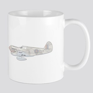 WW2 Curtiss P40E Air Plane Mug