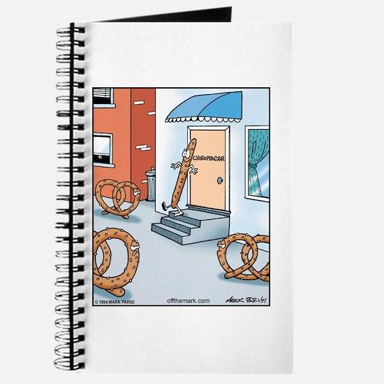 Pretzel Chiropractor Journal