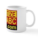 Privatize The ABC Mug
