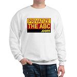 Privatize The ABC Sweatshirt