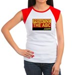 Privatize The ABC Women's Cap Sleeve T-Shirt