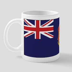Gibraltar Government Ensign Mug