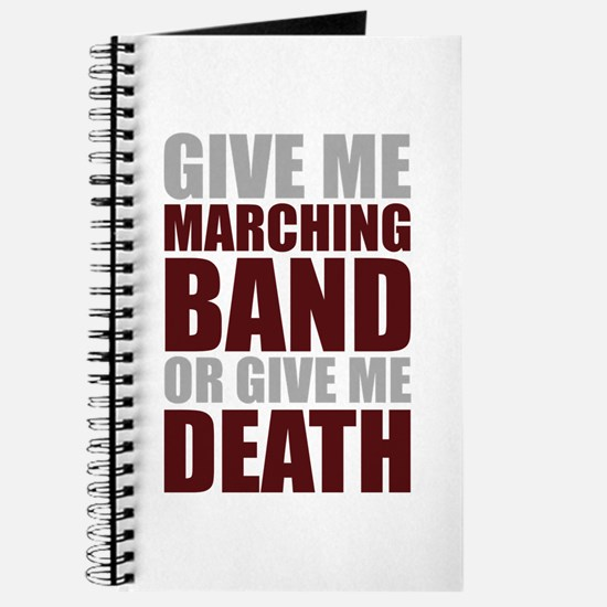 Band or Death Journal
