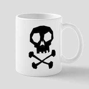 Skull Cross Bones Mug