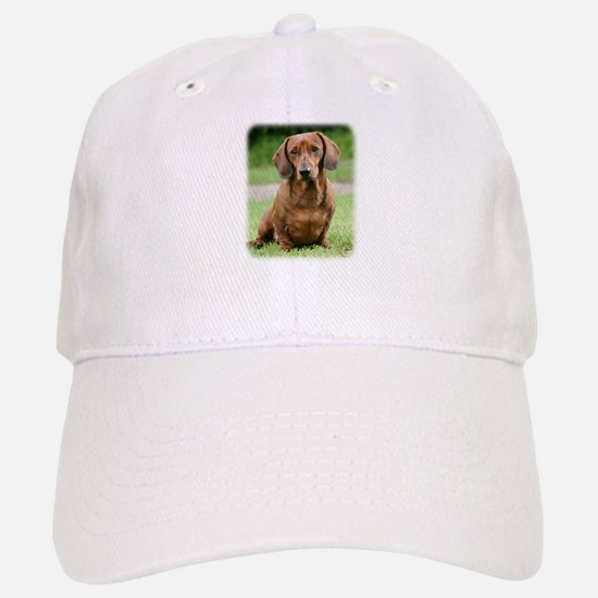 Dachshund 9Y151D-281_2 Baseball Baseball Cap