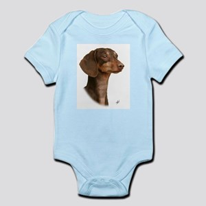 Dachshund 9Y420D-369 Infant Bodysuit