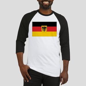 Germany State Flag Baseball Jersey