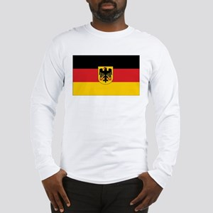 Germany State Flag Long Sleeve T-Shirt