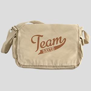 Team Sayid Messenger Bag