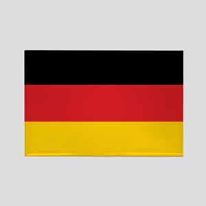 Germany Flag Rectangle Magnet