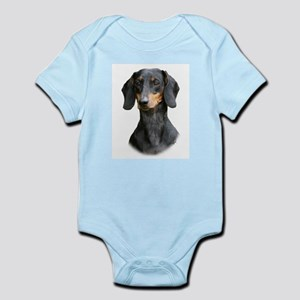 Dachshund 9Y426D-158_2 Infant Bodysuit
